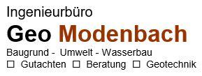 Geo Modenbach erstellt Baugrundgutachten.